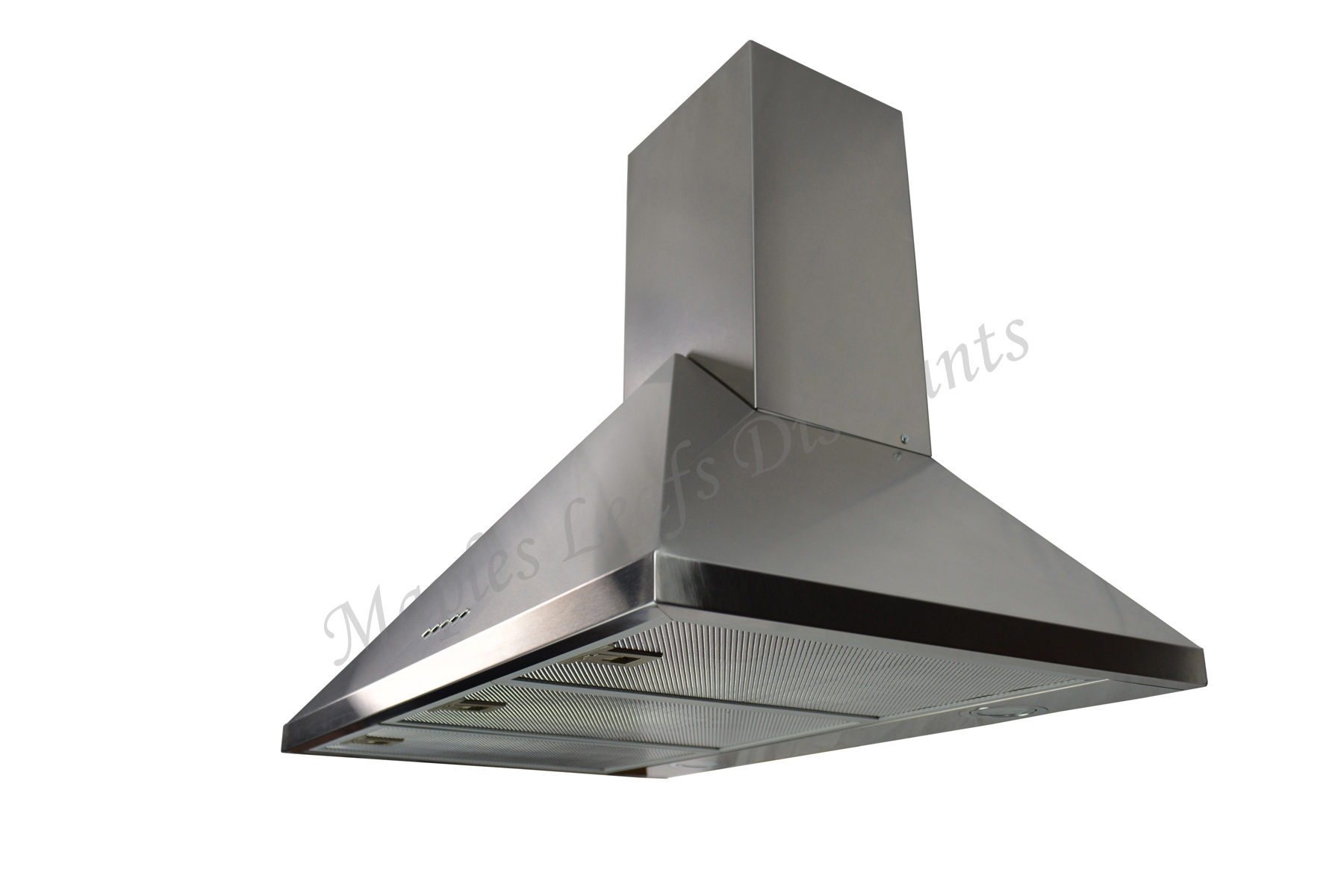 "30"" Stainless Steel Kitchen Range Hoods Wall Mount 3"